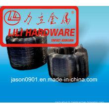 Fil en acier galvanisé, fil d'acier, joint élastique Z2
