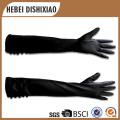 Guantes calientes de la señora de la venta, guantes largos del estilo, guantes de la manera de Grils