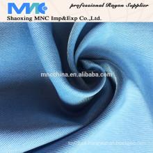 MM16082JD Tejido de spandex de poli rayón de alta calidad