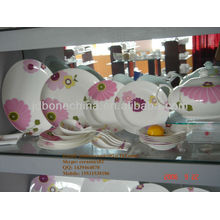 Germany unique design Muslim porcelain bone china tableware sets
