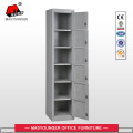 6 Tier Door Metal Locker