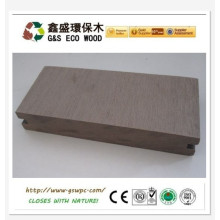 Gswpc outdoor deck wpc / bois et plastique composite decking / engineering flooring