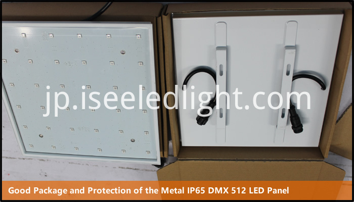 IP65 LED Color Panel
