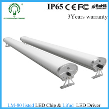 China Epistar Chip 0.6m wasserdichtes 2FT / 4FT / 5FT LED Tri-Proof Licht