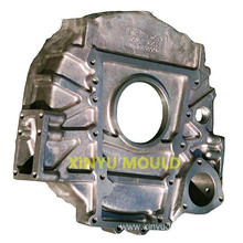 Fast Delivery for China Automobile Aluminum Parts Castings,Motorcycle Aluminum Parts Castings,Automobile Aluminum Die Casting Wholesale Automobile Engine flywheeel Housing export to Fiji Factory