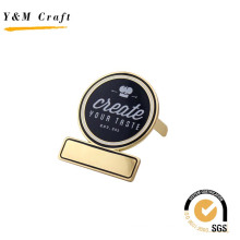 Custom Design Epoxy Doming Metal Lapel Pin for Promotional Gift