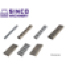 Laminierte hohe Chrom Cr26% weiße Eisen Chocky Bar tragen Blöcke und Tasten