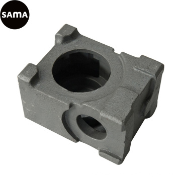 DIN Grey, Ductile Iron Transition Box Sand Casting