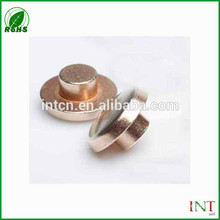 contact materials Electronic components silver point contacts