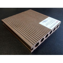 Anti- UV and Waterproof Wood Plastic Composite Decking WPC Flooring