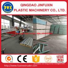PVC-Bau-Krustenschaum-Blatt-Verdrängungs-Maschine