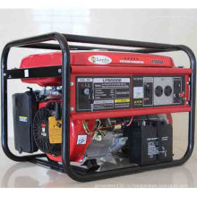 13hp газового 5 кВт 5 ква для Honda модель Бензиновый (дизельный) генератор цены