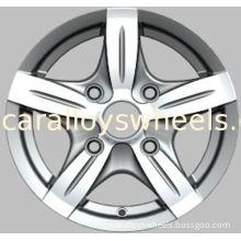 12x4.5 Inch Alloy Wheels, Car Chrome Alloys Wheel For After Market
