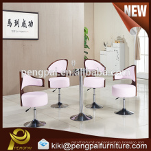 China popular modern simple negotiation table and chair