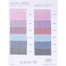 closeout 100% cotton fabrics for Made to Measure shirtings