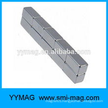 Super strong Thin ndfeb/neodymium magnet slice bar