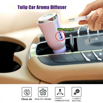 Hanging Car Aroma Diffuser Car Nebulizer