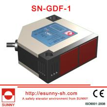 Interruptor fotoeléctrico difuso para el elevador (SN-GDF-1)