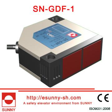 Interruptor fotoeléctrico difuso para elevador (SN-GDF-1)