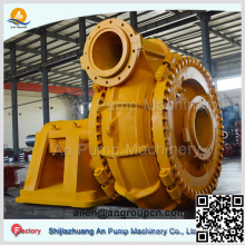 An Pump Horizontal River Sand Dredging and Gravel Dredger Pump Machine