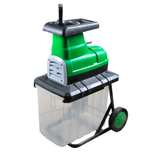2500W Silent Electric Wood Chipper From Vertak