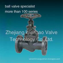 Forged Steel Welded Flange Globe Valve