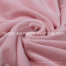 Warp 250GSM Корейский бархат Поножи Ткань 144f Женская одежда оптом
