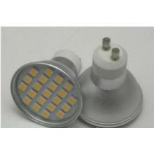 SMD GU10 LED spotlight with CE RoHS