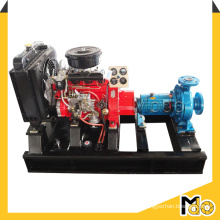 Diesel Engine End Suction Water Pump Competitive Price