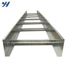Échelle en gros galvanisée favorable à l'environnement de câble de feuille de métal pour le plateau