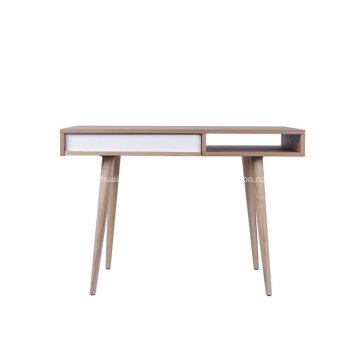 Modern Classic Furniture Wood Celine Desk