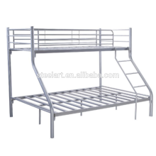 Factory directly supply simple metal furniture bed room furniture bedroom set