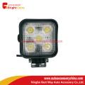 """3.5 """"luz de trabajo cuadrada del LED"""