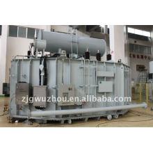 10kv / 33Kv / 650kv Transformateur de redresseur à huile immergé a