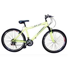 "26"" bicicleta de montaña marco de velocidad hombres 21"