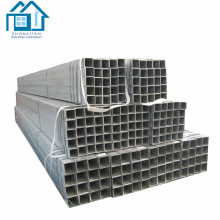 Hollow section 20*20*1.5mm black square rectangle steel tube