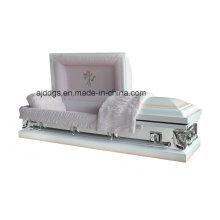 Белые тени розовая отделка шкатулка