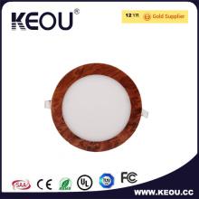 Usine ISO9001 keou lumière LED panneau lampe de plafond en gros