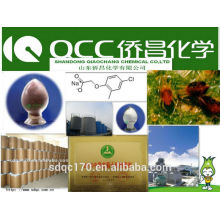 Herbicide pesticide de haute qualité MCPA 95% TC, liquide brun MCPA 13% SL 56% WP
