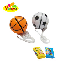 Ball with Arabic Bubble Gum Toy candy