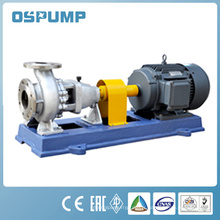 Pompe chimique centrifuge simple d'aspiration d'IH étape unique