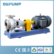 IH single stage single suction centrifugal chemical pump