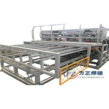 Welded Wire Mesh Welding Production Line