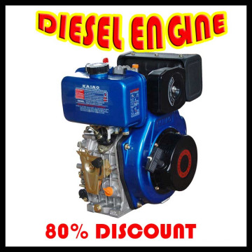 178F Diesel Engine, Air-Cooled Single Cylinder