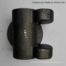 Partes de la máquina de fundición de acero al carbono para el cilindro hidráulico
