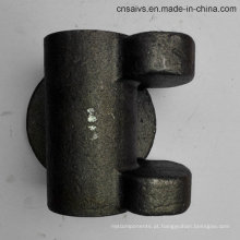 Peças de máquinas de fundição de aço carbono para cilindro hidráulico