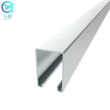 White Hot Dipped Galvanized C Profile Steel