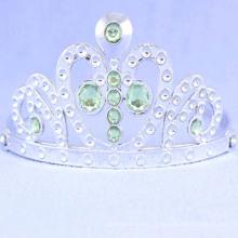 Articles de fête Couronnes en plastique et couronne Tiara