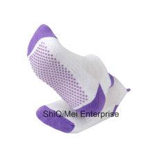 2016 nuevo productos personalizados cómodo antideslizante antideslizante calcetines