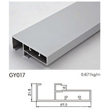 Aluminium Profile for Kitchen Cabinet with Handle Bar